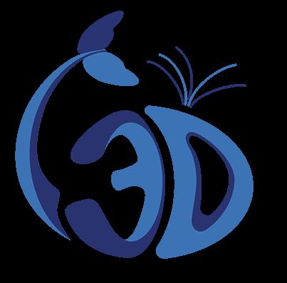 Logo Agence 3D La Rochelle