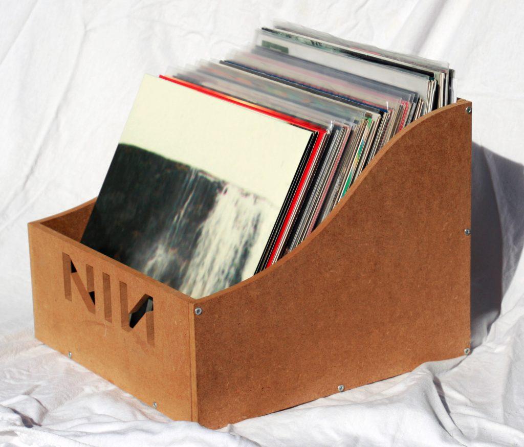 boite à vinyle